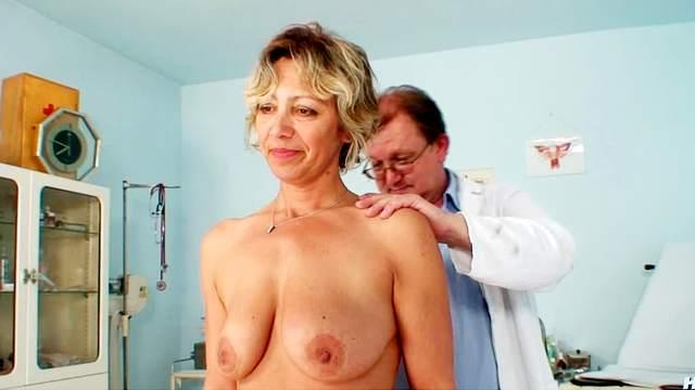 Mature needs doctor exam