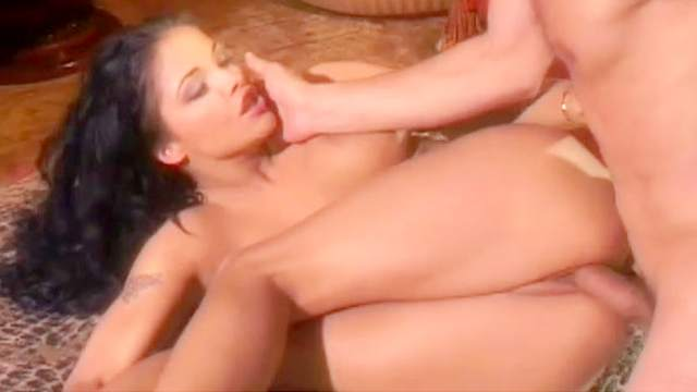 Mother son threesome video