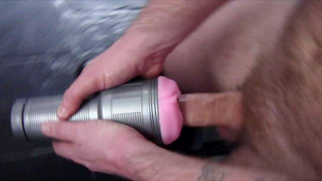 Biker, European, Hairy, Masturbation, Solo, Toys