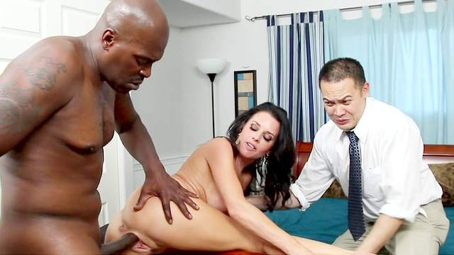 Veronica Avluv, Lexington Steele
