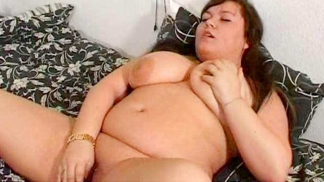 Big tits, Blowjob, Couple, Fat, Masturbation, Natural tits