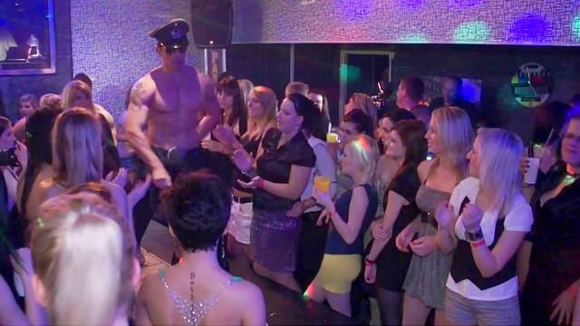 Bachelorette, Blowjob, Czech, Hardcore, Orgy, Party, Public, Stripper