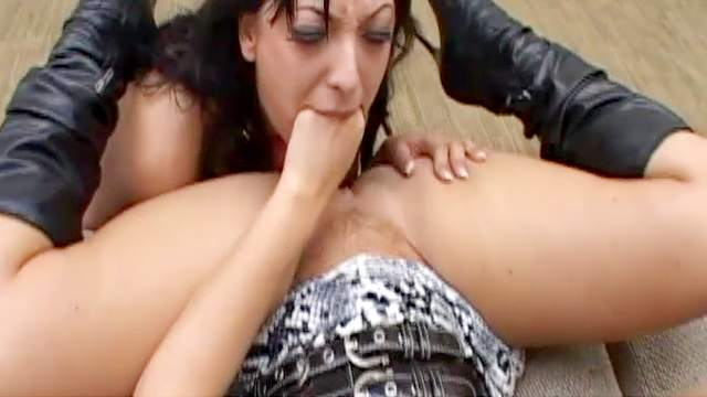Sophie Dee and Audrianna Angel are fucking hard