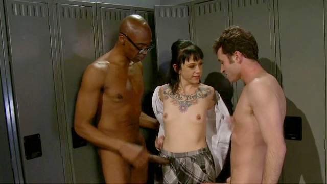 James Deen, Sean Michaels, Sparky Sin Claire