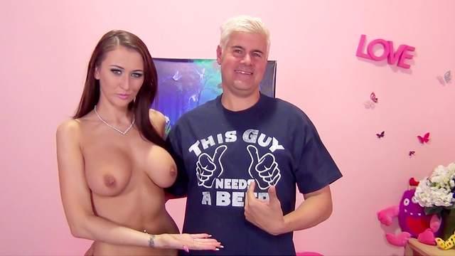 Alexis Grace, Porno Dan
