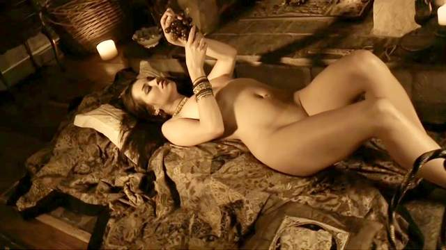 Erotic, Indian, Shaved pussy, Small tits, Solo girl