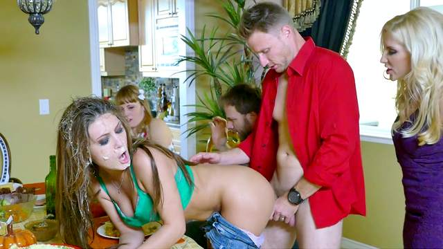 Levi Cash, Ashley Fires, JoJo Kiss