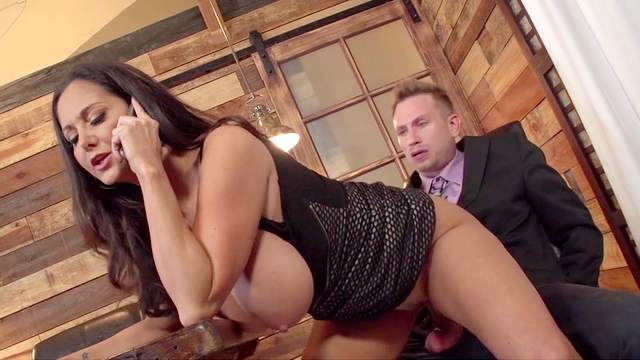 Ava Addams, Bill Bailey