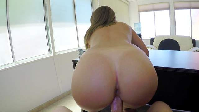 Amateur, Ass, Babes, Blowjob, Cumshot, Doggy style, HD, Office, POV, Pussy licking, Reality, Riding, Small tits, Spread legs, Table, Trimmed pussy