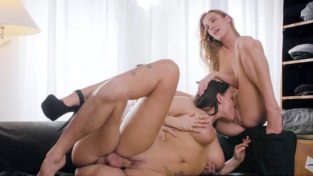 Simony Diamond, Alexis Crystal, Nick Gill