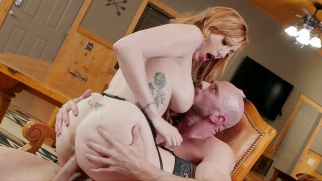 Johnny Sins, Lauren Phillips