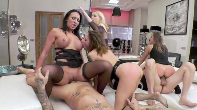 Malena, Amirah Adara, Mike Angelo, Yanick Shaft, Kelly Stafford, Debora
