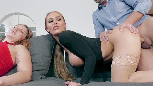 Nicole Aniston, Keiran Lee