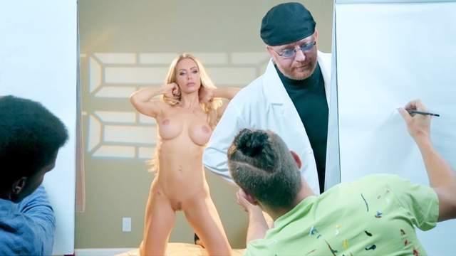 Nicole Aniston, Xander Corvus