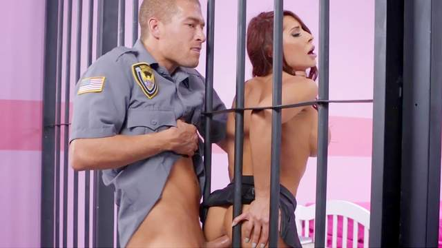 Insane sex moments in prison for Madison Ivy