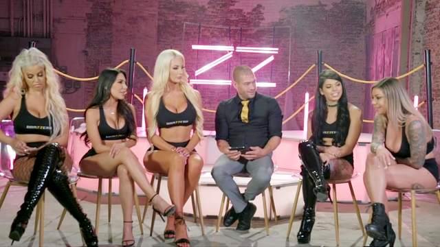 Bridgette B, Gina Valentina, Karma Rx