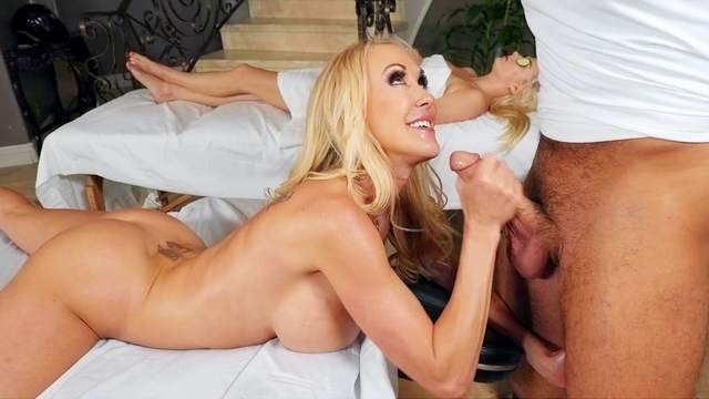 Brandi Love, Chad White