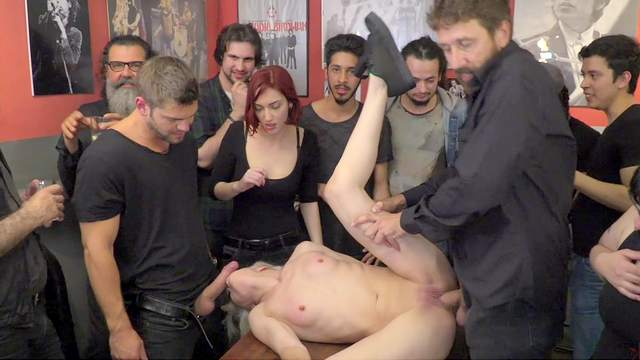 Steve Holmes, Silvia Rubi, Juan Lucho, Nora Barcelona
