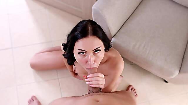Classy teacher Nika gets fucked good on the table by her student