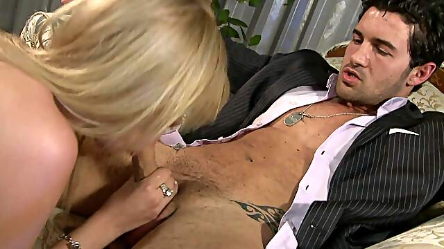Aroused babes are taking double shots of cock into their fine holes