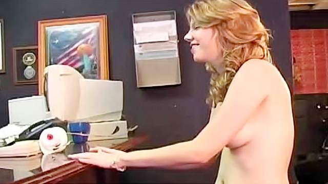 Balls, Cumshot, Domination, Femdom, Natural tits, Redhead, Skirt