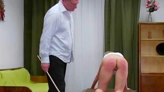 Ass, BDSM, Blonde, Caning, Pain, Punishment
