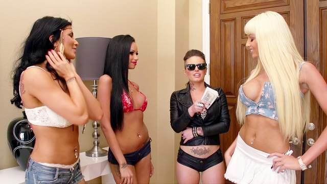 Keiran Lee, Danny D, Christy Mack, Romi Rain, Rikki Six, Raven Bay