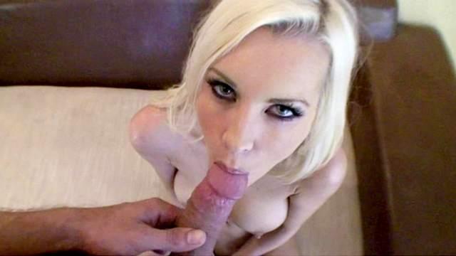 Brandi Edwards POV suck and fuck video