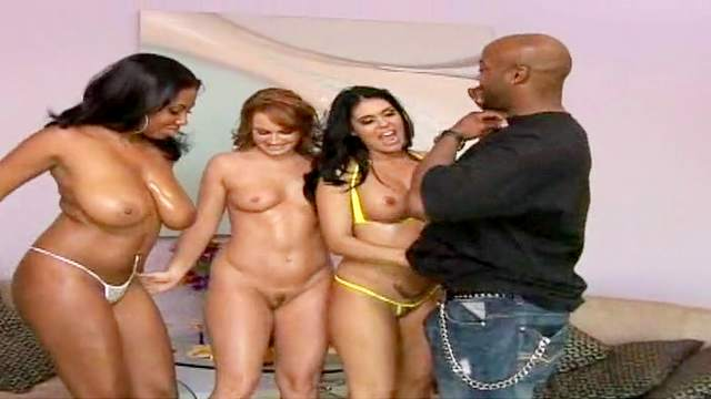 Flower Tucci, Candace Von, Olivia O Lovely, Nat