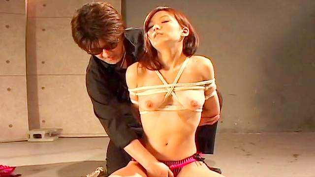 Asian, BDSM, Bondage, Hanging, HD, Lingerie, Perfect body