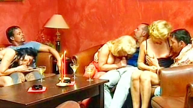 Marie, Chris Charming, Diether Von Stein, Ilona, Daniella